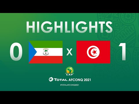 HIGHLIGHTS | #TotalAFCONQ2021 | Round 2 - Group I:...