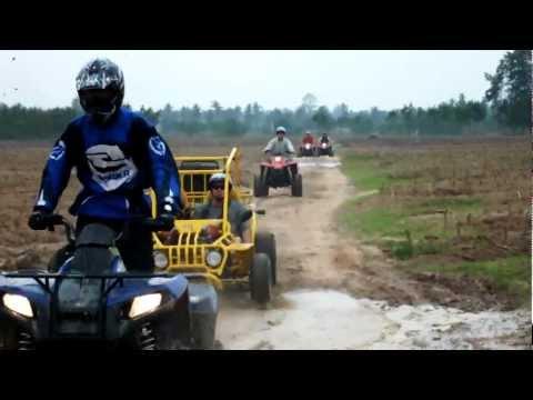 ATV TOURS PATTAYA – JUNGLE ADVENTURES (THAILAND)