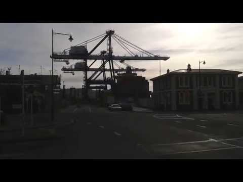 morning in Port Chalmers