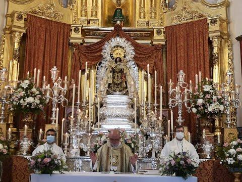 Solemne Función Principal en Honor a la Virgen del Carmen 2020