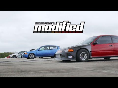 World's Greatest Drag Race! Modified Edition – Modified Ep. 7 (видео)