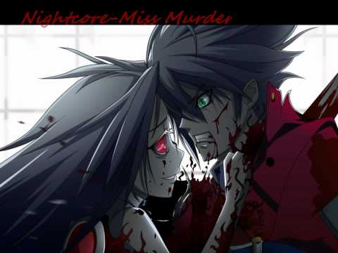 Nightcore Miss Murder