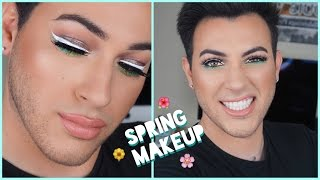 Full Face Drugstore Spring Makeup Tutorial | MannyMua by Manny Mua
