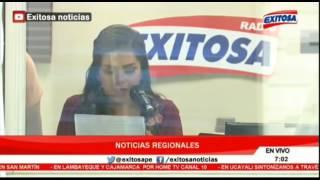 La Contraloría realiza control preventivo a 5 obras en la Región Arequipa (Exitosa TV)