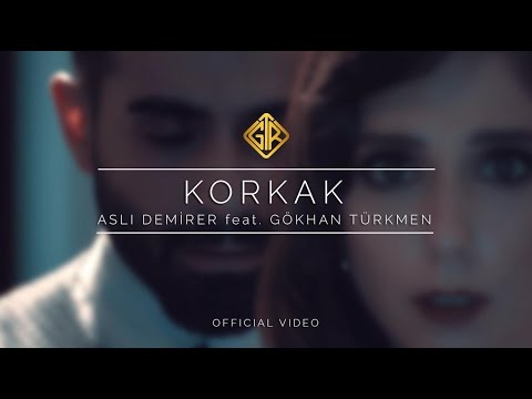 Korkak [Official Video] - Aslı Demirer Feat. Gökhan Türkmen