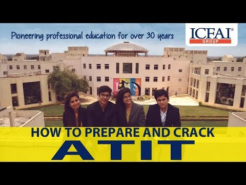 How to Prepare and Crack ATIT?