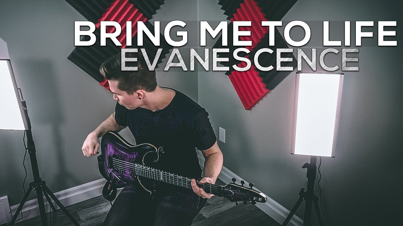 Bring Me To Life – Evanescence – Cole Rolland (Guitar Cover)