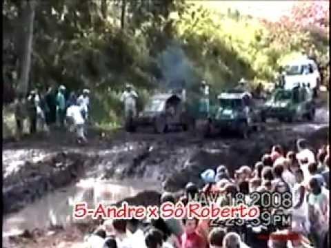 2ºArrancadão de Albertina 2008-(parte2) gaiolas,jeep