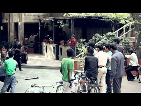 India - Oxelo Skateboards (видео)