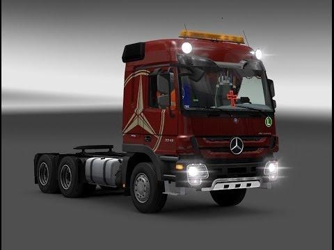 Mercedes Benz MegaMod