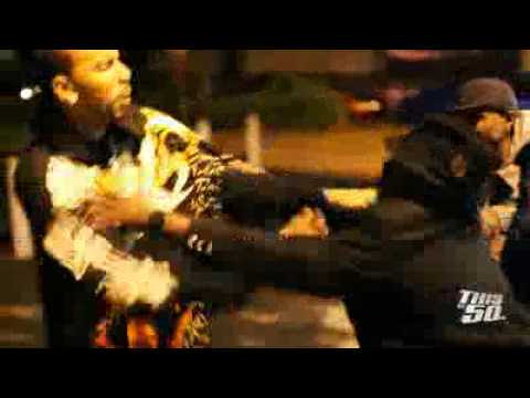 YouTube 50 Cent Crime Wave Official Movie Music Video HD Mimoustyle 2009