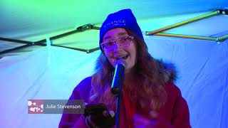 Holiday Alley - Poetry Slam 2018