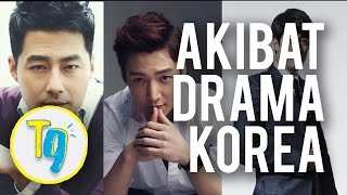Video 9 Akibat Nonton Drama Korea | T9 #4 MP3, 3GP, MP4, WEBM, AVI, FLV November 2017