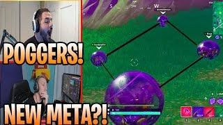 STREAMERS REACT *PLAYING* THE BALLER FOR THE FIRST TIME | STREAMERS EXPLOIT NEW VENDING MACHINE