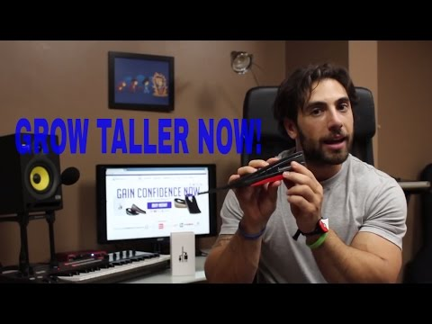 HEIGHT INSOLES & SHOE LIFTS - YOU NEED TO SEE WHAT'S ACTUALLY INSIDE THEM!