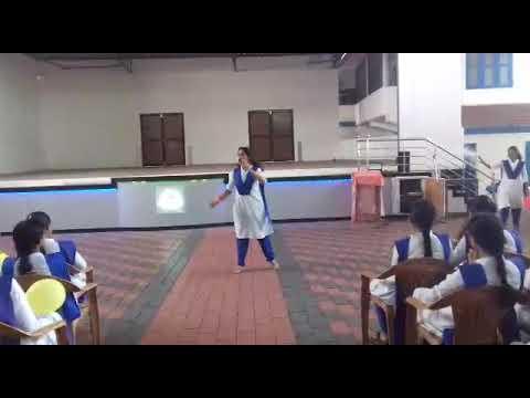 Cherupushpam 2016-2018 bioscience B2 SPAARTANZZZZ FAIRWELL DANCE