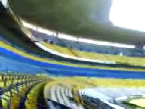 Visita al Estadio Jalisco