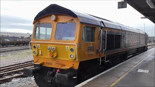 Eastleigh United Kingdom  City pictures : Trains @ Eastleigh & Southampton Central - 6th April 2016