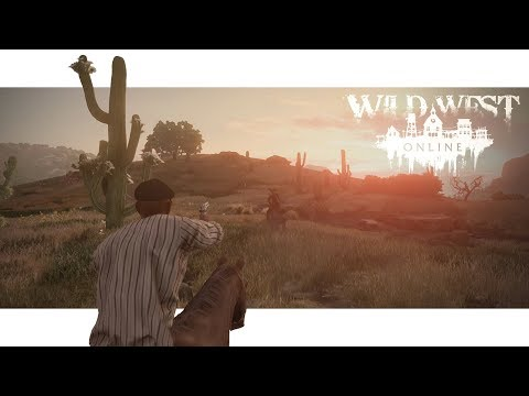 Wild West Online - Cowboys and Idiots!