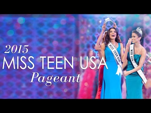 2015 Miss Teen USA Pageant