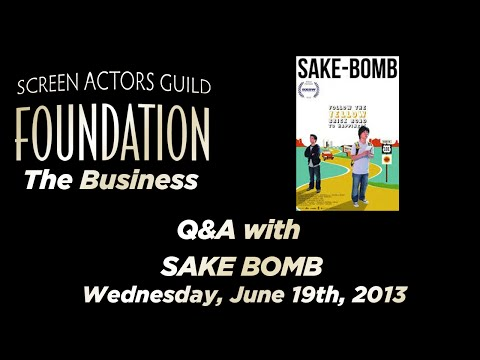 Q&A with Eugene Kim, Dat Phan, Jessika Van and Director Junya Sakino of SAKE BOMB