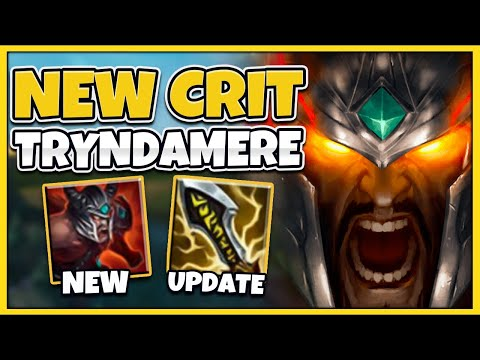*NEW UPDATE* CRIT ITEMS JUST BECAME OVERPOWERED AGAIN (SEASON 11 CRIT UPDATE) - League of Legends