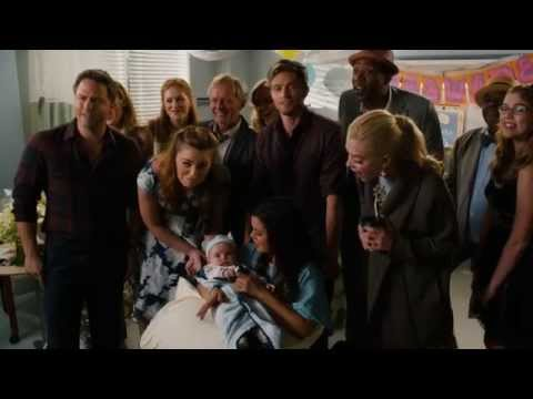 Zoe Wade scenes 4x10 part 10/10 Zoe and Wade with baby plus song (HD) - Hart of Dixie Season 4