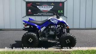 5. 2019 Yamaha Raptor 90
