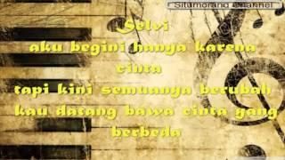 Lirik lagu Selvi - the boys trio