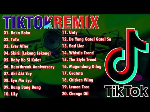 NEW TIKTOK VIRAL SONG REMIX DJ ROWEL DISCO NONSTOP HITS 2021 TIKTOK [TEKNO MIX]  Boka Boka...