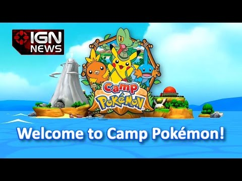 App - Camp Pokemon is a new free app for iPad, iPhone, and iPod touch that launched today.