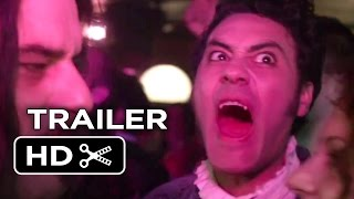 Nonton What We Do in the Shadows Official Trailer 2 (2014) - Vampire Mocumentary HD Film Subtitle Indonesia Streaming Movie Download