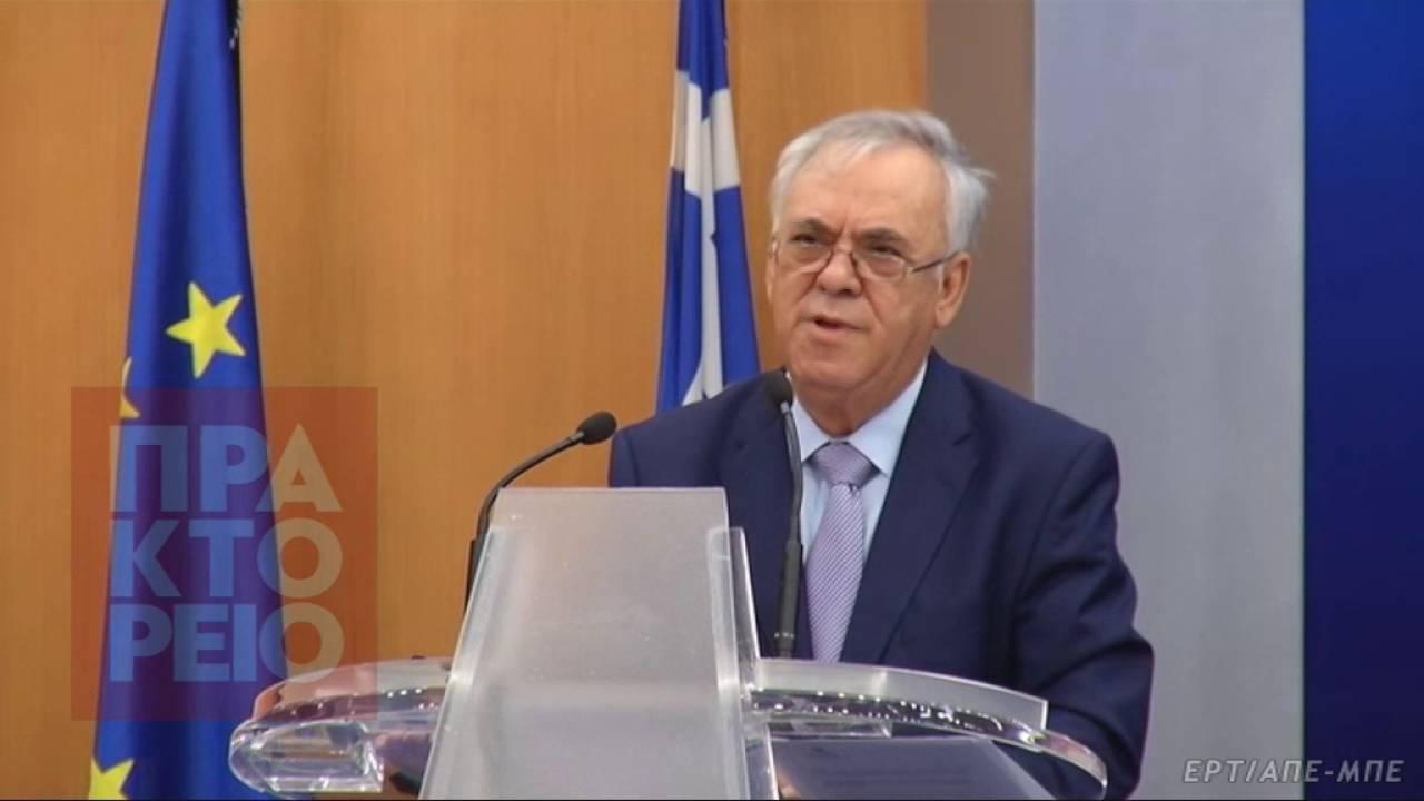 Γ. Δραγασάκης: Η μάχη κατά της διαφθοράς, μάχη για τη δημοκρατία