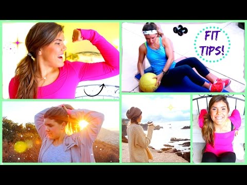 Stay Healthy During the Holidays! Fitness Tips & Tricks