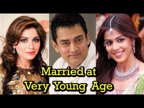 Top 10 Bollwood Celebrity Who Married At Very Early Age 2017