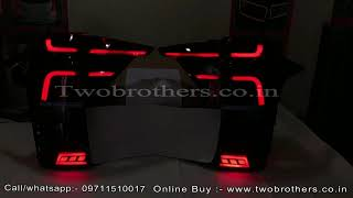 Video New Xuv 500 Concept Style Matrix Led Tail Lights if u want then call us on 09711510017,09811690017 MP3, 3GP, MP4, WEBM, AVI, FLV Desember 2018