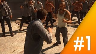 ON SE TAPE EN PRISON ! - Uncharted 4