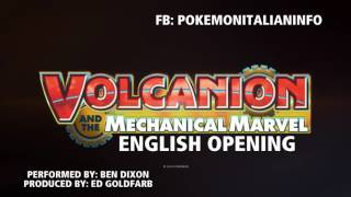 Nonton Pokémon Volcanion and the Mechanical Marvel - Full English Opening