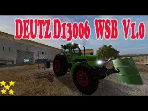 Deutz D13006 LS17 wsb v1.0