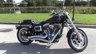8. Used 2014 Harley Davidson FXDL Dyna Low Rider