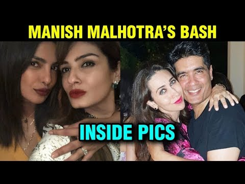 INSIDE PIctures From Manish Malhotra's Party