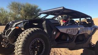 8. CAN AM X3 XRS MAX In Scottsdale EDIT///MUST WATCH!!!