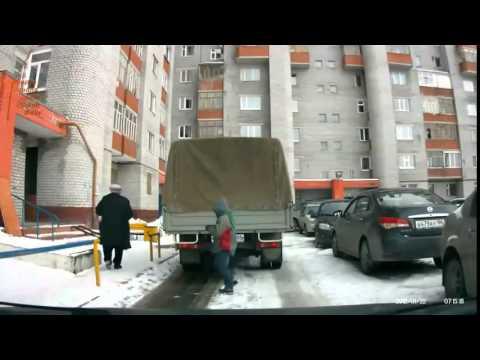 Подборка дтп и аварий № 89