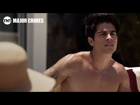 Major Crimes: Pool Party- Season 5, Ep. 8 [CLIP] | TNT