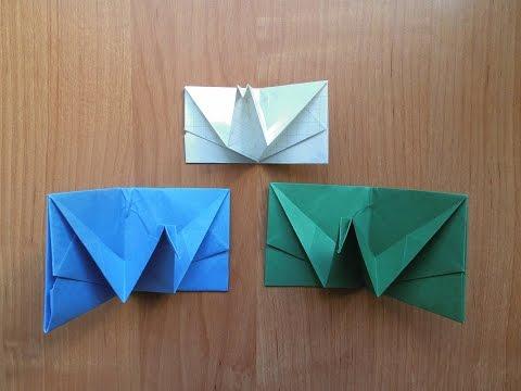 Смотреть как поделки из бумаги легкие