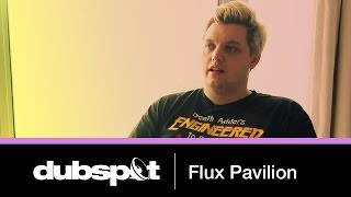 Flux Pavilion Interview @ Ultra Music Festival 2014: Talks Music Production, DJing, and More!
