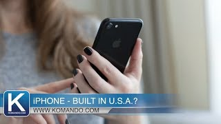 iPhones made in the U.S.?, Try Amazon if you're job hunting and What is a Textalyzer?