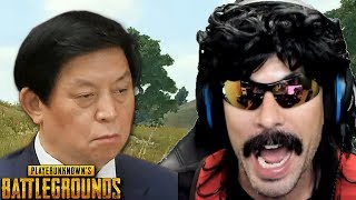 Video DrDisRespect's Hilarious PUBG Game with Non-English Speaker! MP3, 3GP, MP4, WEBM, AVI, FLV April 2018