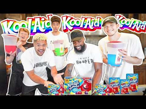 Who Makes The Best Kool-Aid In 2Hype?!