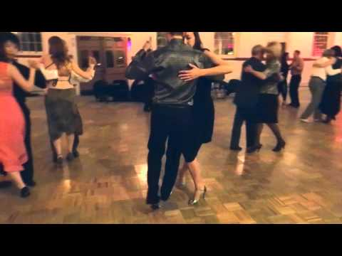 Alone together in a crowded room: DC tango underground